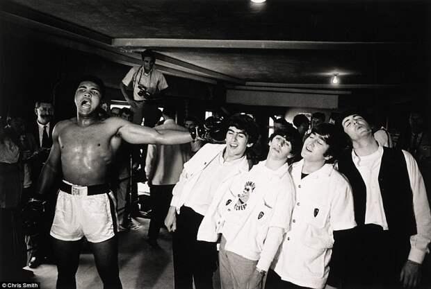 Мохаммед Али vs The Beatles