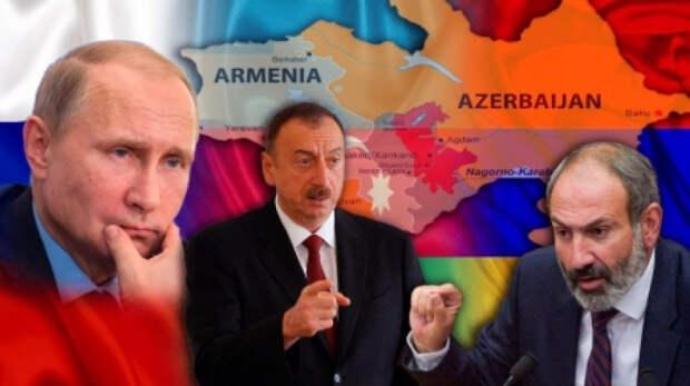 Пашинян и Алиев согласились на переговоры по Нагорному Карабаху в Москве