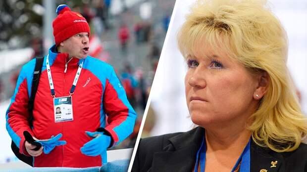 Резцова: «О письме ветеранов против Губерниева не слышала, но я присоединяюсь»