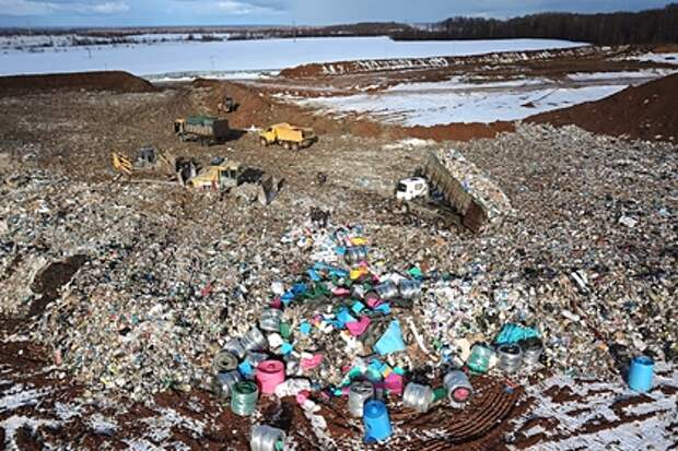 Свалку человеческих останков обнаружили в российском городе