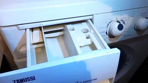 Как исправить проблемы со смывом порошка стиральной машиной