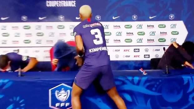 Кимпембе: «Если «ПСЖ» выбьет «Баварию» из Лиги чемпионов, это будет огромное достижение»