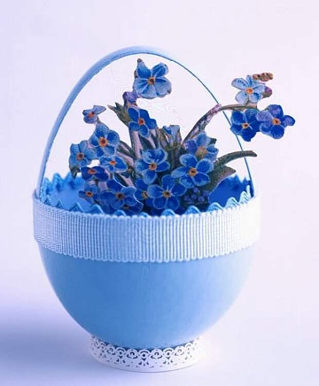И еще 10 идей как украсить яйца на Пасху (4)