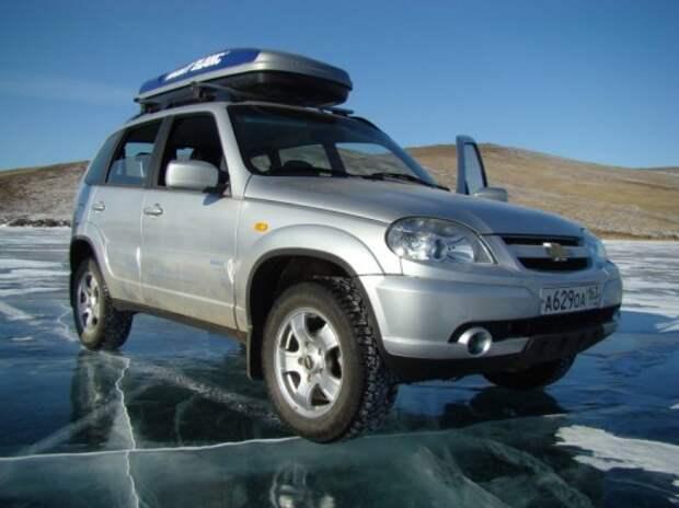 Выпуск Chevrolet Niva уменьшился на 28% в первом квартале