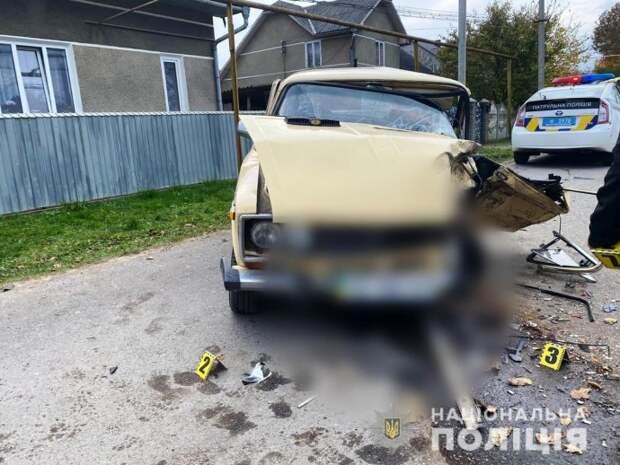 В ДТП в Черновцах пострадали три человека