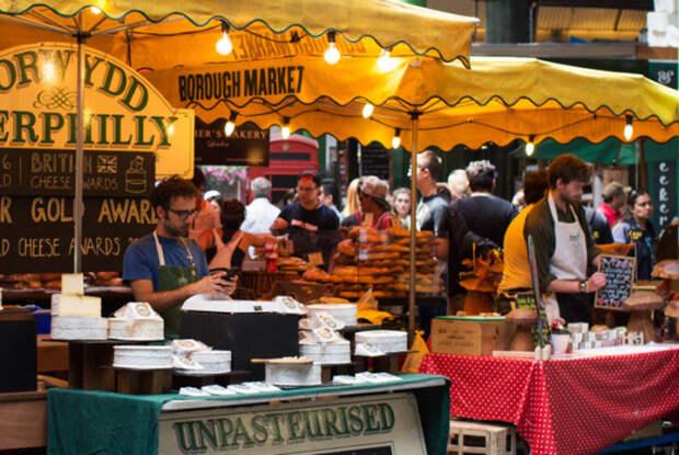 Лондонский 250-летний рынок, Англия / Фото: www.ft.com