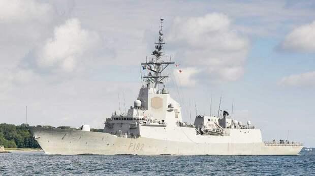 Корабли НАТО взяли на прицел месторождение газа у берегов Крыма