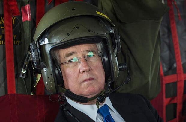 Министр обороны Британии: Россия стала опасна. Сдержать её может только НАТО