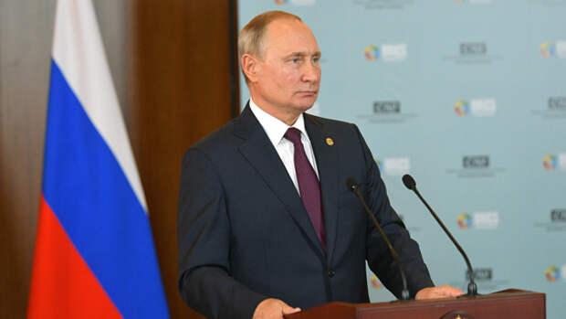 Путин разъяснил последствия возвращения ВСУ к линии соприкосновения в Донбассе