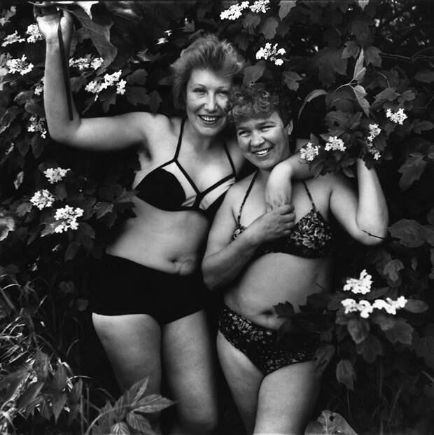 Запрещённые в СССР эротические фото.