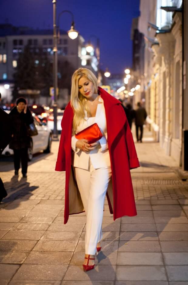 Мама вделе: Екатерина Одинцова! #Streetstyle