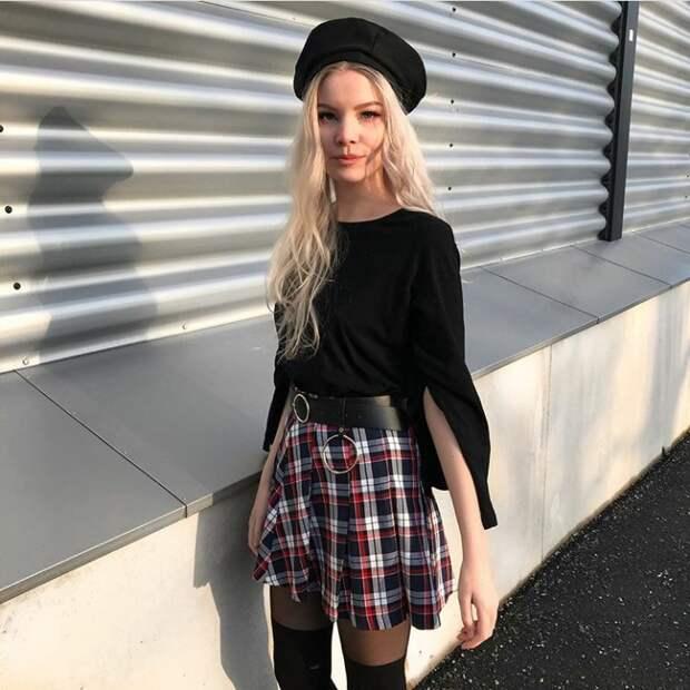 Подростковый street style (трафик)