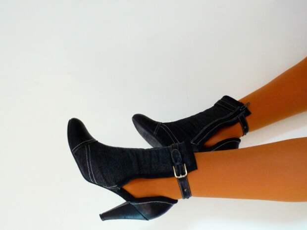переделка сапог ремонт обуви