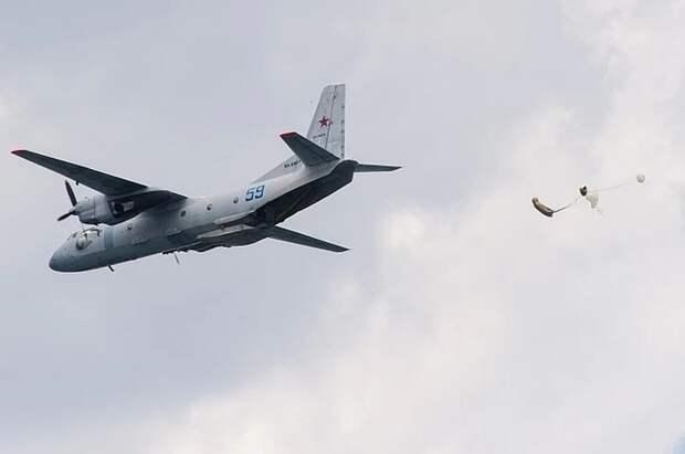 К берегу Крыма подлетели два британских разведывательных самолёта