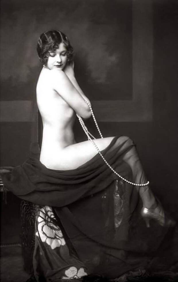 Мари Стивенс. Работы Альфреда Чейни Джонстона (Alfred Cheney Johnston).