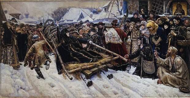 «Застонала русская земля от двух тиранов: «святейшаго» и «тишайшаго»