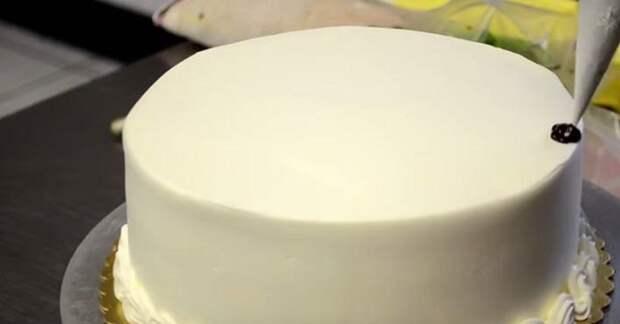 Если ты думаешь, что видел красивые торты, то сильно ошибаешься… Вот как это делают профессионалы!