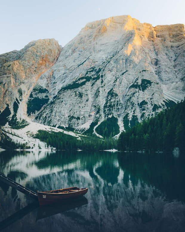 Удивительные пейзажи горной Италии Davide Sasso