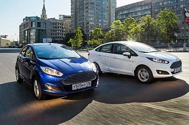 Ford Fiesta российской сборки: первый тест