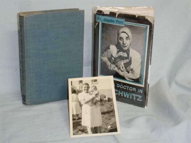 Автобиографическая книга Гизелы Перл, изданная после войны.