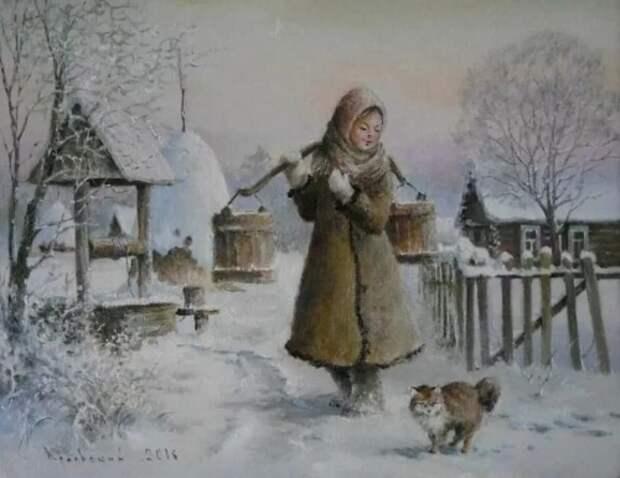 художник Владимир Краевский картины – 03