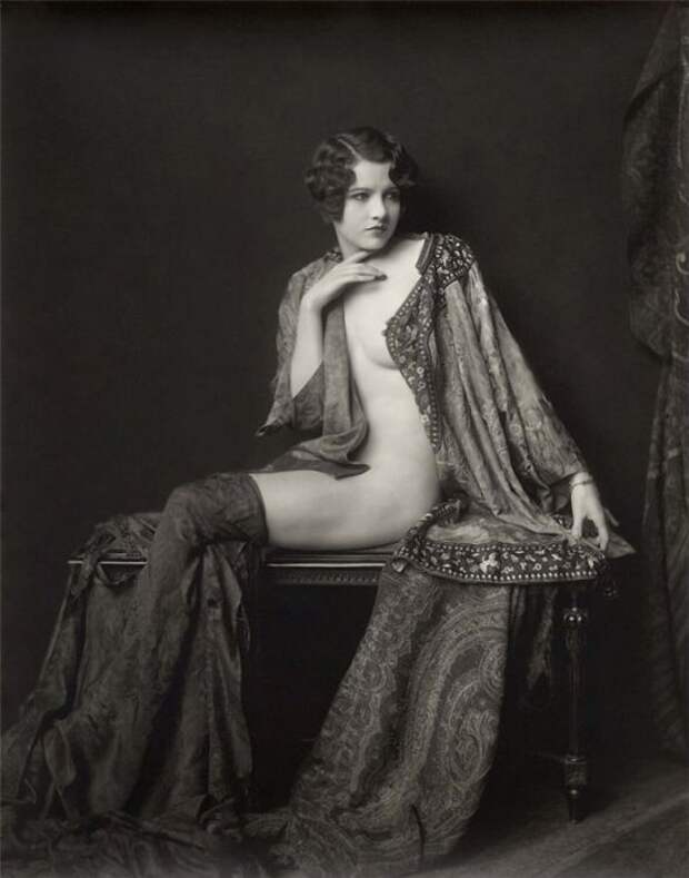 Жан Акерман. Работы Альфреда Чейни Джонстона (Alfred Cheney Johnston).
