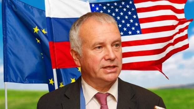 """Рар назвал """"шоком"""" реакцию Европы на заявление Байдена о России"""