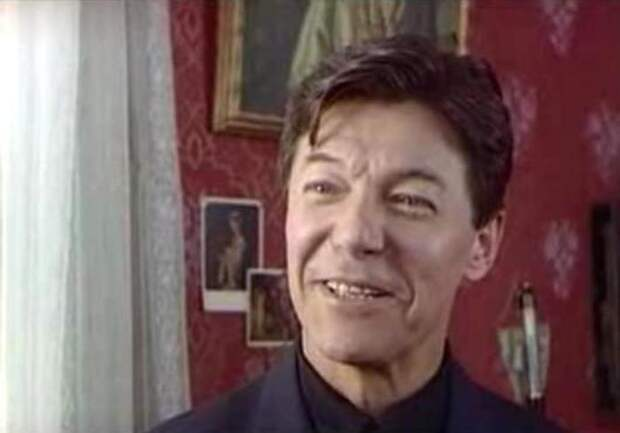 Александр Збруев в фильме *Все будет хорошо*, 1995 | Фото: kino-teatr.ru