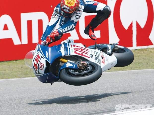 Ехал на мотоцикле и вдруг решил на нем полетать момент, подборка, провал