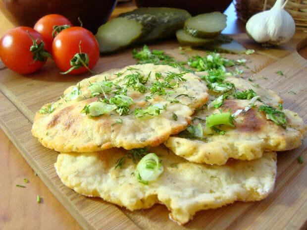 Лепешки на любой вкус (36). Ароматные картофельные лепешки