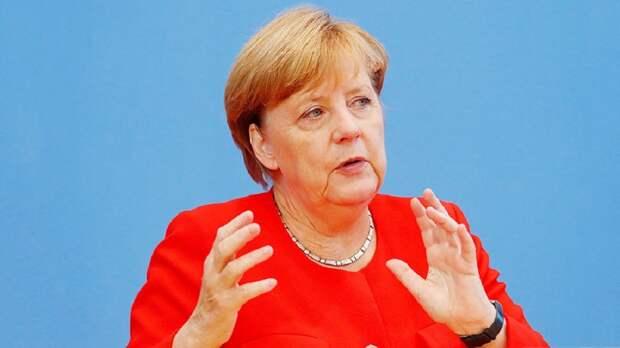 «Чёрт с ним, с Крымом, хоть Донбасс верните»! Меркель желает снятия санкций