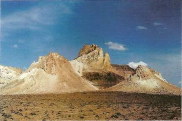 Мангышлак - идеальная «земля творения»