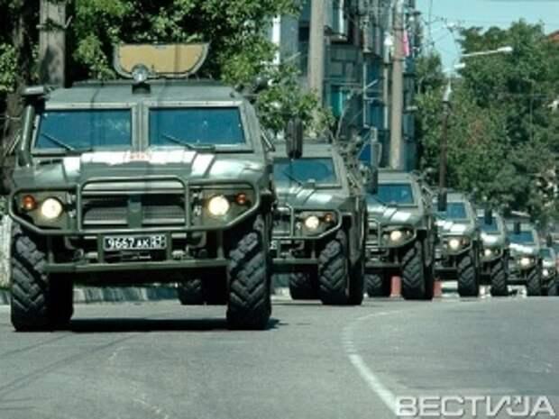 Задержанные десантники просятся назад в Россию