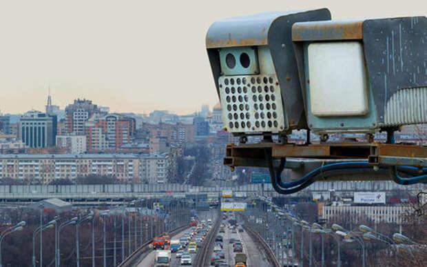 Штраф неизбежен: Москва в полтора раза увеличит число камер фиксации нарушений