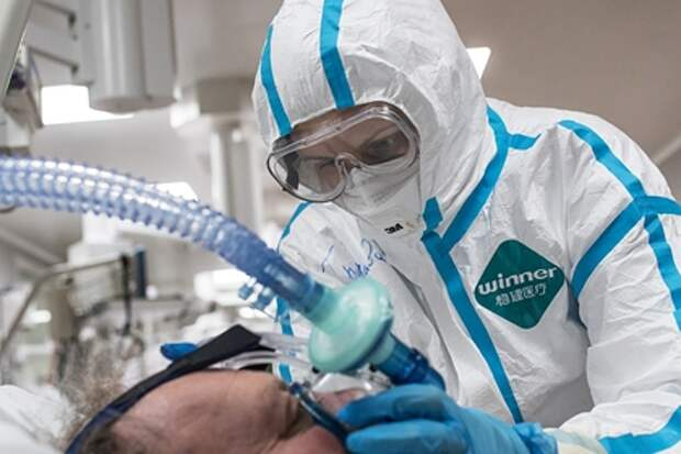 Российские воры украли трубу для подачи кислорода больным с коронавирусом