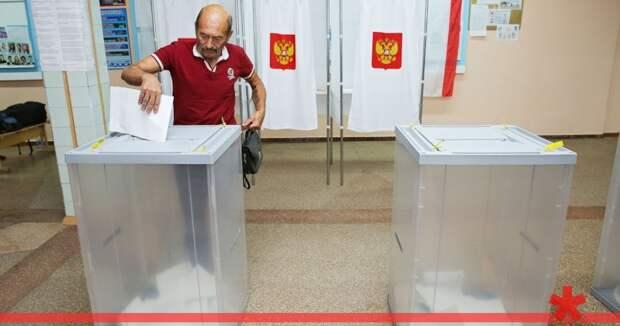 В Севастополе назначат перевыборы в заксобрание на двух округах
