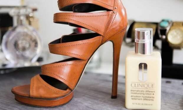 Как вернуть вид поцарапанной и тусклой кожаной обуви