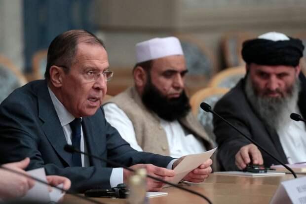 О чем договорился «Талибан» в Москве с Лавровым