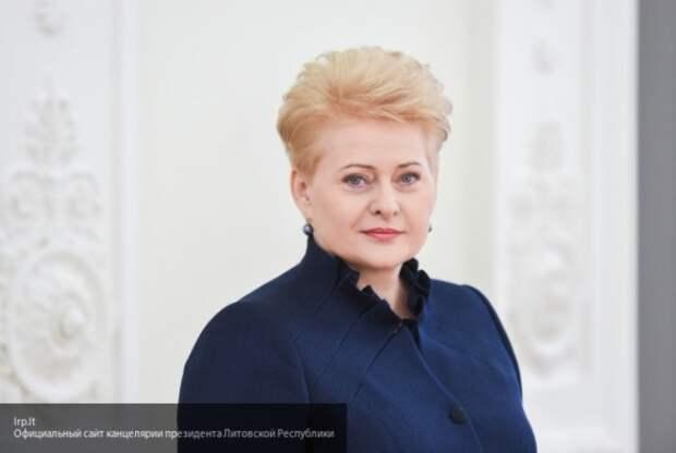 Ночные кошмары Грибаускайте в США: отец, стоявший за советскую Литву