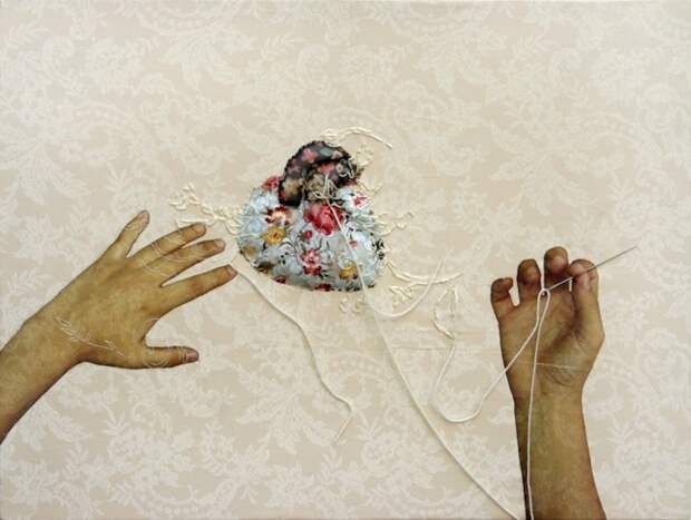 Вышивки Ana Teresa Barboza