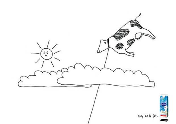 Коровы летают!