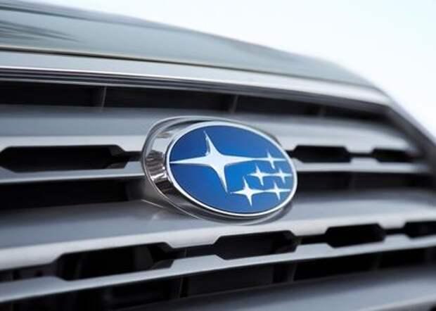 В Subaru не в курсе своих новинок