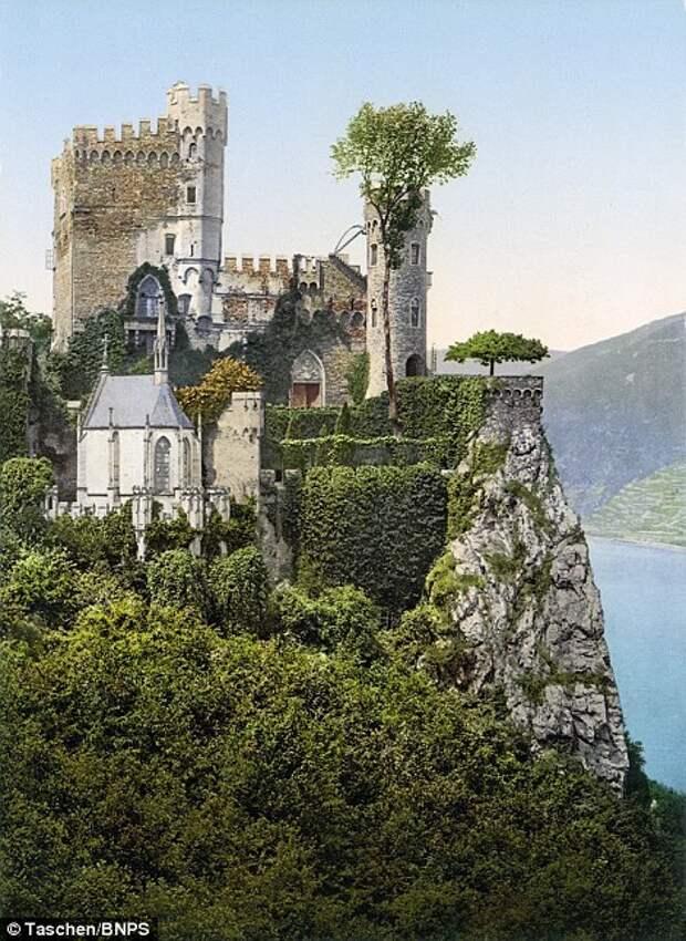 Замок Райнштайн в Трехтингсхаузене