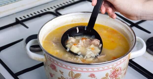 польза и вред от супов