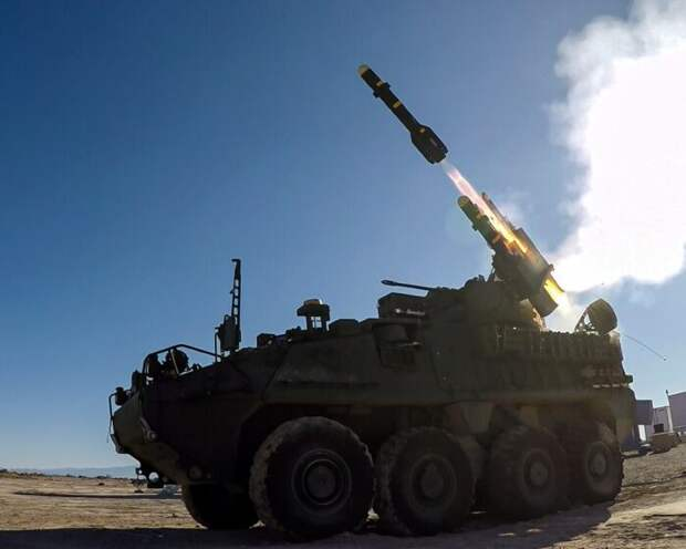 В США испытана новая система ПВО ближнего действия IM-SHORAD