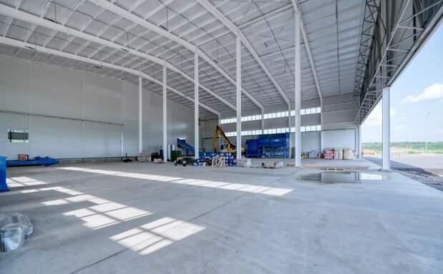 Строительство промышленных зданий из Евробалок: выгодное и практичное решение