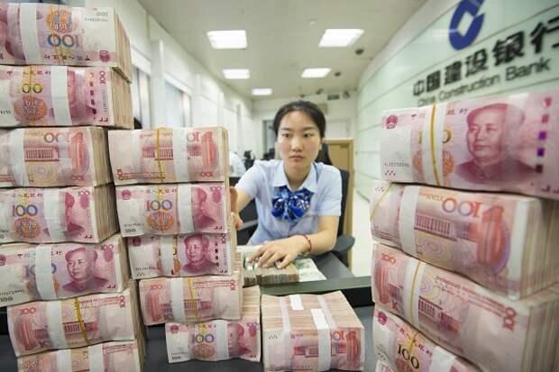 У нас налоги растут, а в Китае - падают