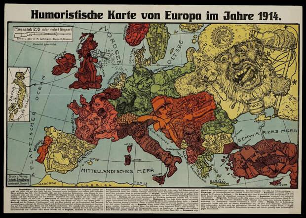 Бумажная и реальная война: ошибки генштабов в Первой мировой