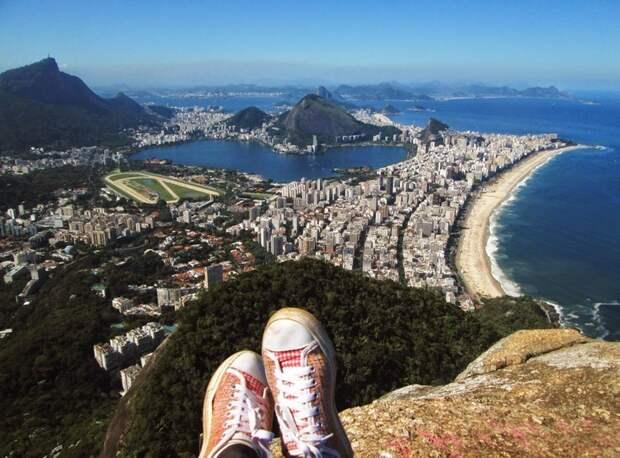 Лучшие смотровые площадки в 10 красивейших городах мира