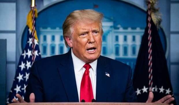 Выборы в США: Трамп получил серьезное преимущество над Байденом
